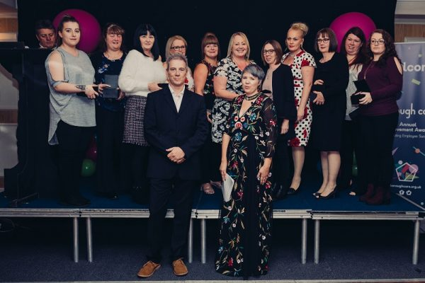 Making a Difference Award winners