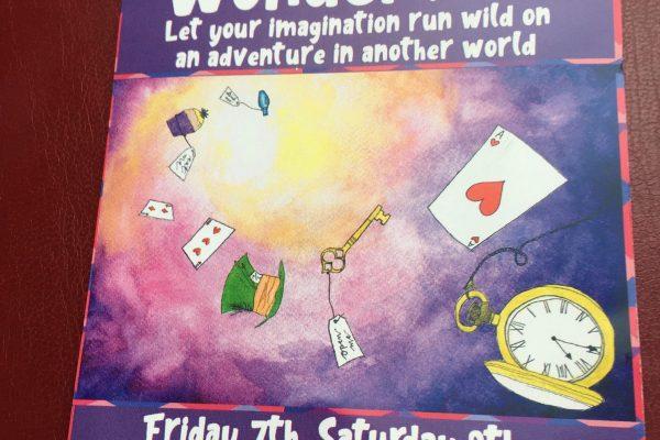 Church Wonderland poster