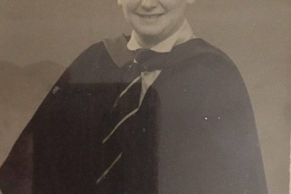 Marjorie Aytoun Graduation