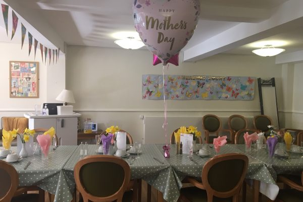Mother's day Table